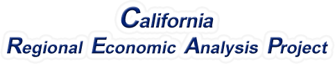 California Regional Economic Analysis Project