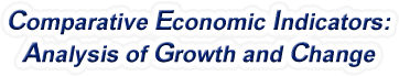 California - Comparative Economic Indicators: Analysis of Growth and Change, 1969-2016